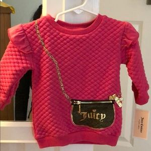 Juicy Couture Sweatshirt with Matching Legging